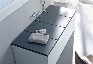 Bathtub covers by duravit stylepark for Bathroom tub covers