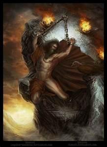 Prometheus was the son of the titan Iapetus, the God of ...