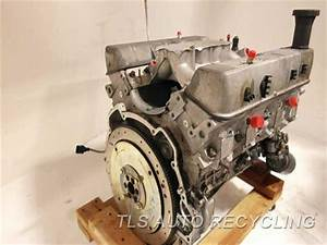 2003 Land Rover Discovery Engine Assembly