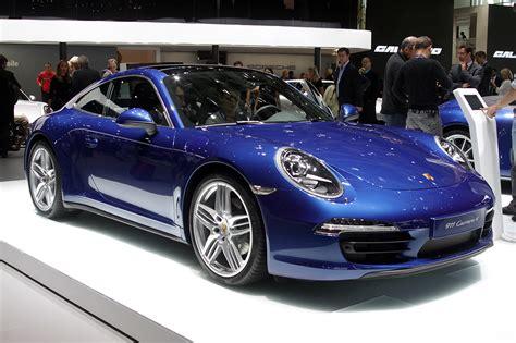 2018 Porsche 911 Carrera 4 Paris 2018 Photo Gallery