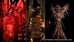 129 World`s Insanest Scary Halloween Haunted House Ideas