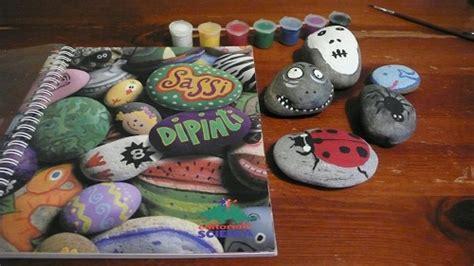 giochi  colorare dipingere  sassi
