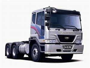9 Daewoo Trucks Service Manuals Free Download