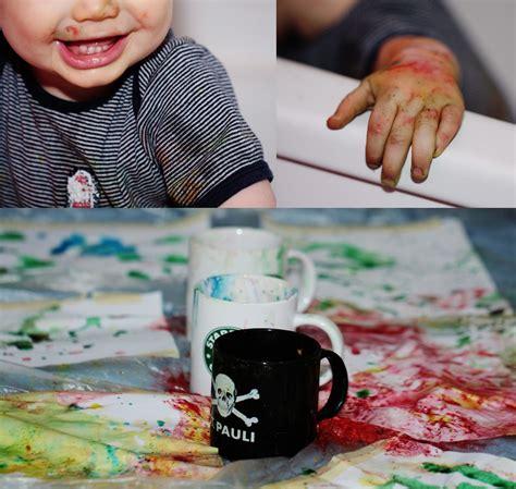 ungiftige wasser fingerfarben selbstgemacht handmade kultur