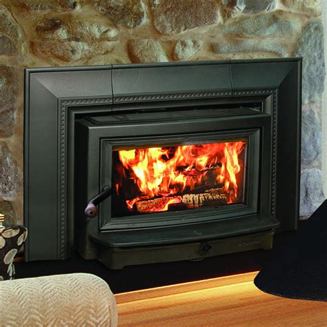 Wood Burning Fireplace Inserts The Chimney King Of New