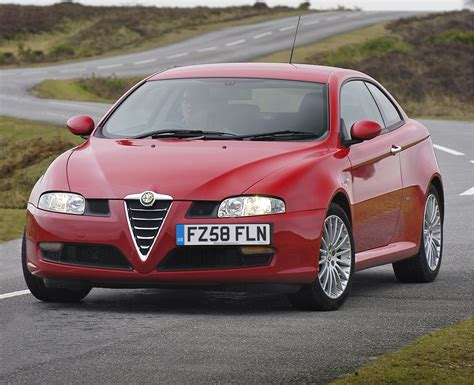 Alfa Romeo Gt Coupe Review (2004
