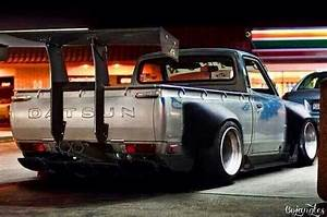 Datsun gtr drift truck | Cars | Pinterest | Trucks, Photos ...