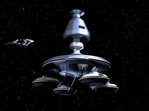 Starfleet Space Stations (page 2) - Pics about space