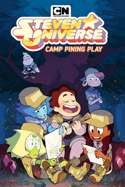 steven universe original graphic  camp pining play