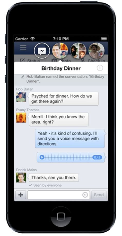 iphone chat app chat heads this week in social media