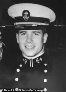 John McCain in Uniform