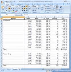 Creating An Excel Template Spreadsheet Exles Excel