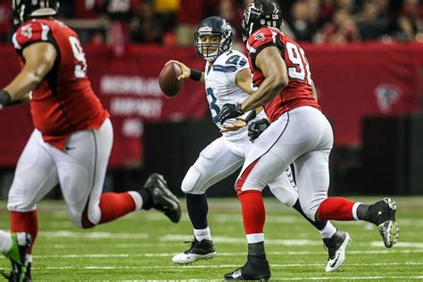 seahawks  falcons  game time tv schedule radio