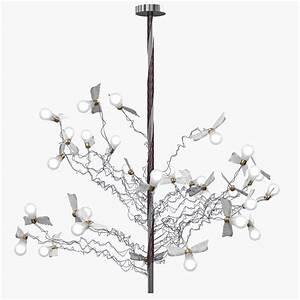 Ingo Maurer Birdie : 3d ingo maurer light birdie cgtrader ~ Watch28wear.com Haus und Dekorationen
