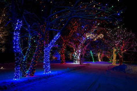 Snow Lights by New Year 2016 Hd Wallpapers Free