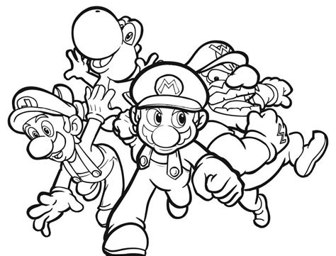 Coloring Pages For Boys Superheroes Download