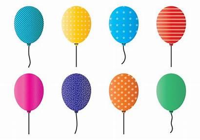 Balloons Vector Clipart Graphics Vectors