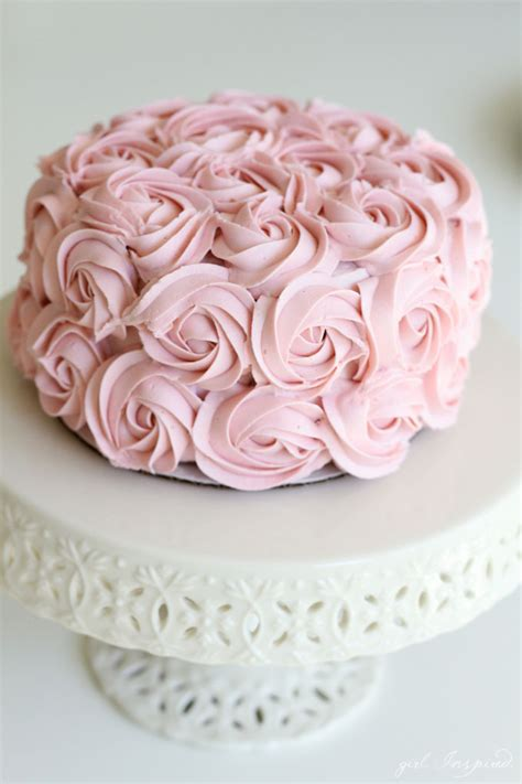 simple  pink techniques  decorate cakes  cupcakes