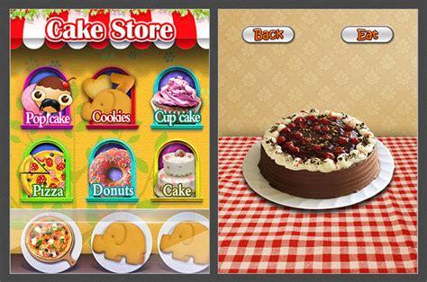Kids Cake Maker Cooking Game