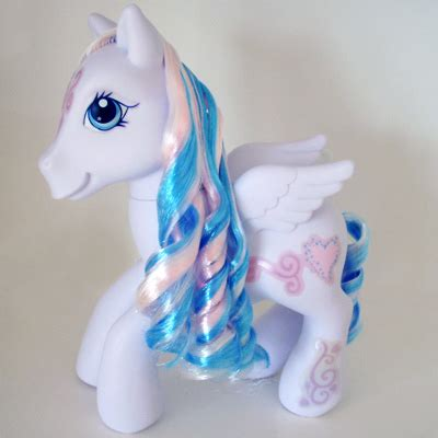 pony reference index  color white