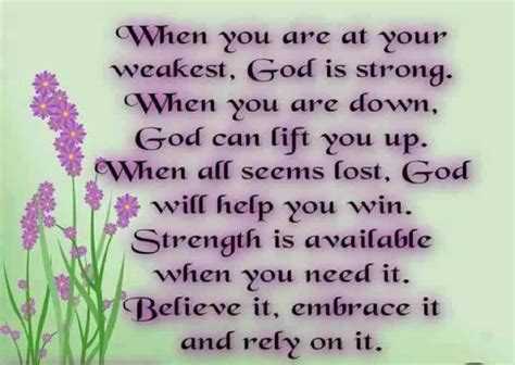 Be faithful in small things because it is in them that your strength lies. Inspirational Quotes Strength Faith. QuotesGram