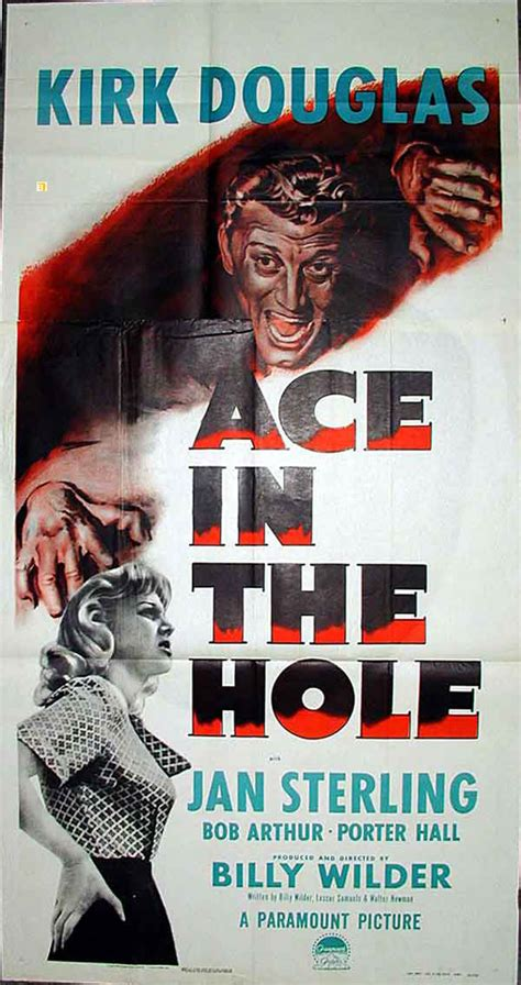 Ace The Hole Movie Poster