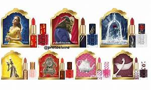 Beauty and the Beast inspired make-up is here