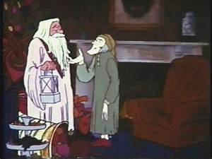 The Ghost of Christmas Present - Christmas Specials Wiki