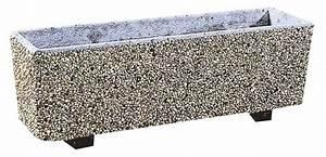 Jardiniere Pas Chere : bac a fleur en beton pas cher construction maison b ton arm ~ Melissatoandfro.com Idées de Décoration