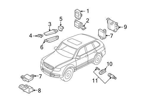 tire pressure monitoring 1986 ford ltd parental controls 7l0907515 volkswagen retainer transmitter bracket rear from 12 06 carter volkswagen