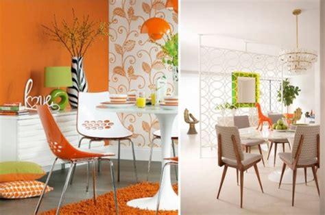 trucos  decorar  comedor retro decorar hogar