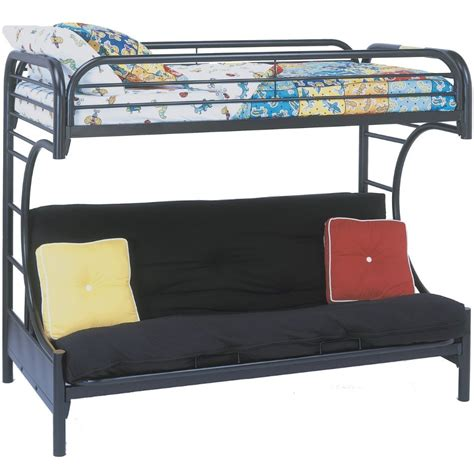futon bunk bed bunk bed with futon underneath in bunk beds