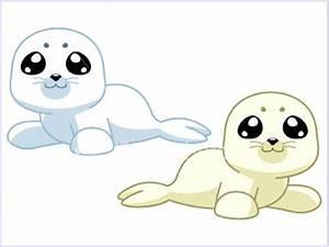 seals :) | cute cartoons | Pinterest | Animal