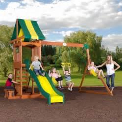 Top 5 Wooden Swing Sets Under 500 Dollars