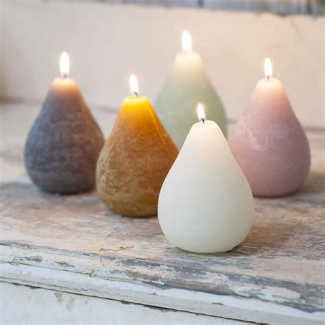 dining room set for sale scented pear shaped candle
