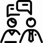 Icon Consultation Icons
