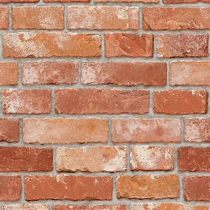 Paper Brick Wall Pattern Prepasted Stick Adhesive