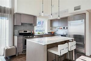 Cuisine Plan De Travail Bois : cuisine cuisine blanche plan de travail bois ~ Dailycaller-alerts.com Idées de Décoration