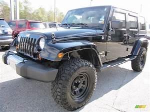 2008 Jeep Wrangler Unlimited Sahara 4x4 Custom Wheels ...