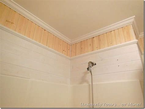 Tongue And Groove Beadboard Planks : Installing Wood Planks On Walls