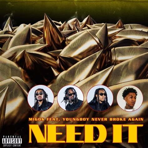 Migos Links With NBA YoungBoy On