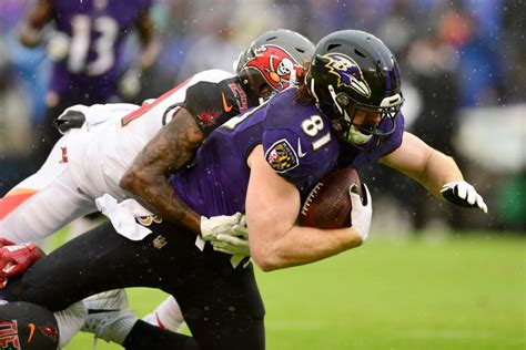 ravens offensive depth chart projection