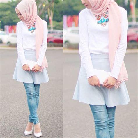 trendy  fashionable hijab style  teens