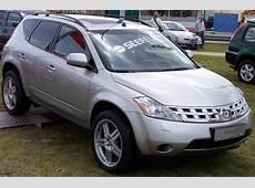 Nissan Murano – Wikipedia, wolna encyklopedia