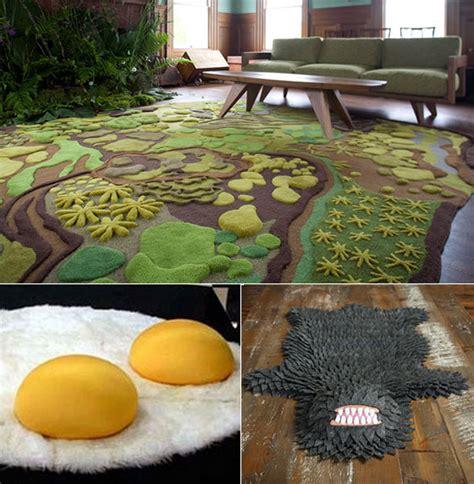 cool rug designs  playful interiors design swan