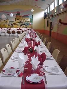 Idee Deco Salle De Mariage : id e d co de table pour mariage ~ Teatrodelosmanantiales.com Idées de Décoration