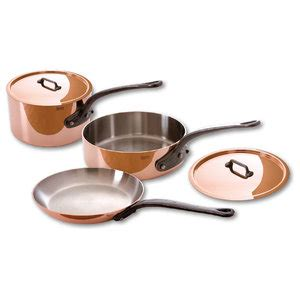 silampos  cost  pieces stainless steel cookware set   portugal contemporary