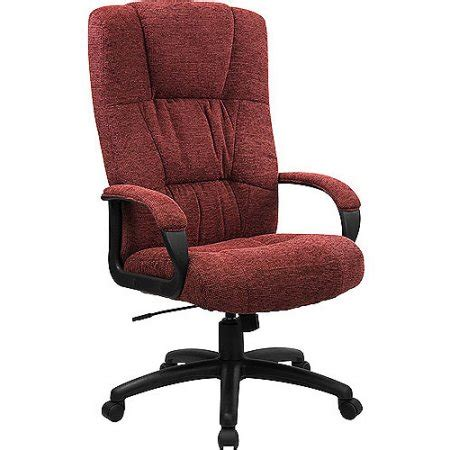 high back executive fabric office chair colors