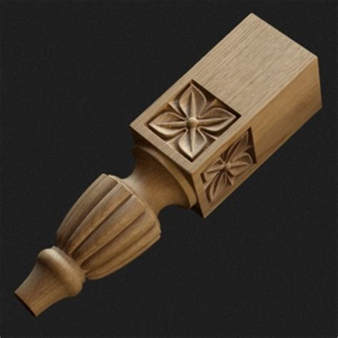 Holzbeine Für Möbel by Geschnitzte M 246 Belbeine Aus Holz Kwasny Carvings