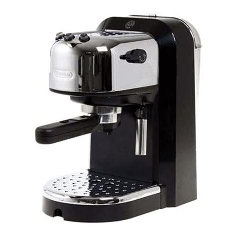 espresso maschine delonghi bargain delonghi ec270 15 bar espresso cappuccino coffee machine maker 8004399323216 ebay